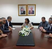اتحاد الموردين والصحة الفلسطينية