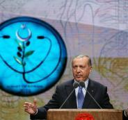 أردوغان: أصبحنا أحد المراكز الرئيسية للرعاية الصحية في العالم