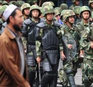 مسلمي الصين في اقليم شينغيانغ