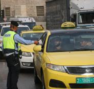 الشرطةة والدفاع المدني الفلسطيني