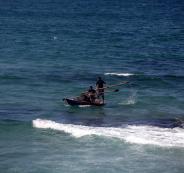 اعتقال صيادين فلسطينيين