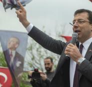 مرشح الانتخابات البلدية في اسطنبول