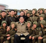 زعيم كوريا الشمالية والجيش الذي لا يقهر