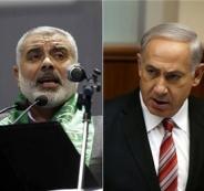 تهدئة بين حماس واسرائيل