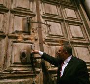 أمين مفتاح كنيسة القيامة في القدس