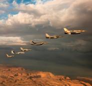 اسرائيل تقصف مطار دمشق الدولي