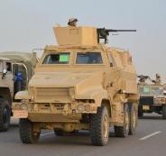 الحرب المصرية على داعش في سيناء