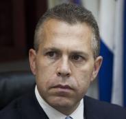 وزير الأمن الداخلي جلعاد اردان