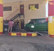 إغلاق محطة وقود تغش وتخلط المحروقات بمواد ممنوعة في رام الله
