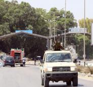 الحرب في طرابلس