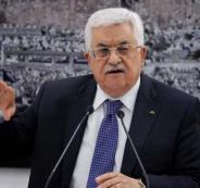 عباس والقيادة الفلسطينية