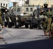 الاحتلال ينصب حواجز عسكرية جنوب جنين ويقوم بتفتيش المواطنين