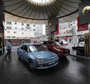 أسعار الوقود في فلسطين