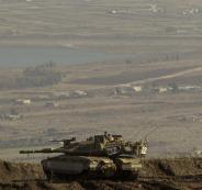 إسرائيل تترقب اندلاع حرب ضدها تنطلق من سوريا ولبنان