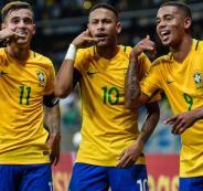 تشكيلة منتخب البرازيل في كأس العالم بروسيا