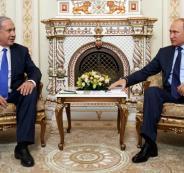 اتفاق روسي اسرائيلي على التواجد الايراني في سوريا