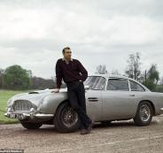 وفاة الممثل الاسكتلندي بطل افلام جيمس بوند