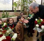 اشتيه وجمعية راهبات المحبة مار منصور