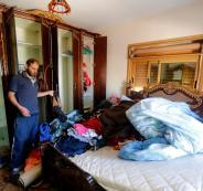 مداهمة منازل المواطنين في الخليل