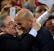 رئيس ريال مدريد: لا أتخيل الدوري الاسباني من دون برشلونة!