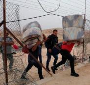 منع العمال الفلسطينيين من الدخول
