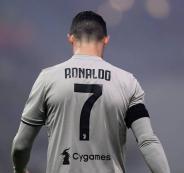 رونالدو وفيرو س كورونا