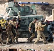 القبض على داعشي دفن نفسه