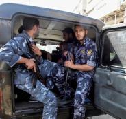 وفاة موقوف داخل مركز للشرطة بغزة