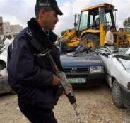 اصابة عناصر من الشرطة في بلعا