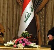 لقاء بين الرئيس العراقي وبرزاني