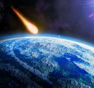 كويكب هطير يقترب من الارض