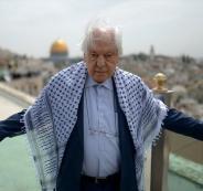 وفاة شاعر القدس