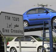 ادخال مركباتن جديدةة الى قطاع غزة