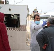العمال الفلسطينيين في قلقيلية