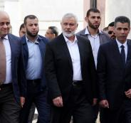 التهدئة وحماس وقطاع غزة