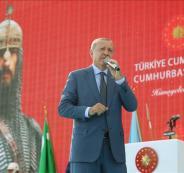 اردوغان والمسجد الاقصى والحرم
