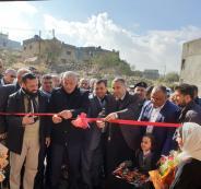 وزارة الاوقاف تفتتح مسجدين في طوباس