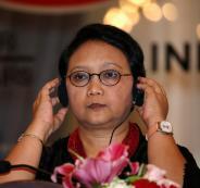 وزيرة خارجية إندونيسيا: القضية الفلسطينية ستكون أولويتنا في مجلس الأمن