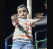 الاحتلال يفرج عن طفل 6 سنوات اعتقله مساء اليوم عند مدخل مخيم الجلزون