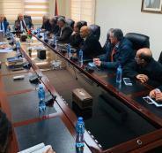 اجتماع وزيري المالية والاقتصاد مع ممثلي القطاع الخاص