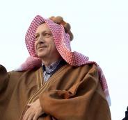 أردوغان: قواتنا بات قاب قوسين أو أدنى من دخول عفرين السورية