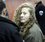 عدد الاسيرات في السجون الاسرائيلية