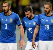 اعتزال ثلاثة لاعبين من المنتخب الايطالي
