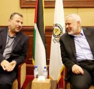 حماس والمفاوضات مع اسرائيل