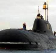 الغواصة النووية الروسية