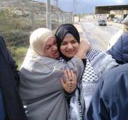 الافراج عن طفلة من قلقيلية أمضت عاماً في سجون الاحتلال