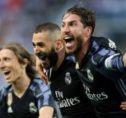 الريال يحرز لقب الدوري الإسباني لأول مرة منذ 5 سنوات