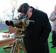 الصواريخ النووية الكورية الشمالية