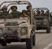 الاحتلال يزعم تعرض جنود لإطلاق نار جنوب قطاع غزة