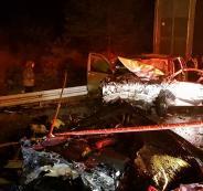 مصرع فلسطيني وإسرائيليين بحادث سير في الداخل المحتل